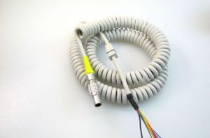 GE OEC 9800 / 9900 C-Arm Coiled Cable Assy